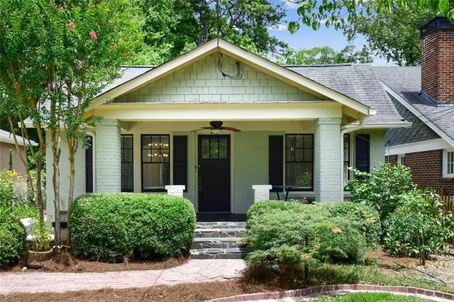 2215 Fairhaven Circle NE, Atlanta, GA 30305 (MLS #6795685) :: Dillard and Company Realty Group