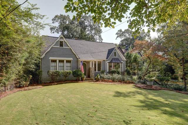 1683 N Rock Springs Road NE, Atlanta, GA 30324 (MLS #6795686) :: North Atlanta Home Team