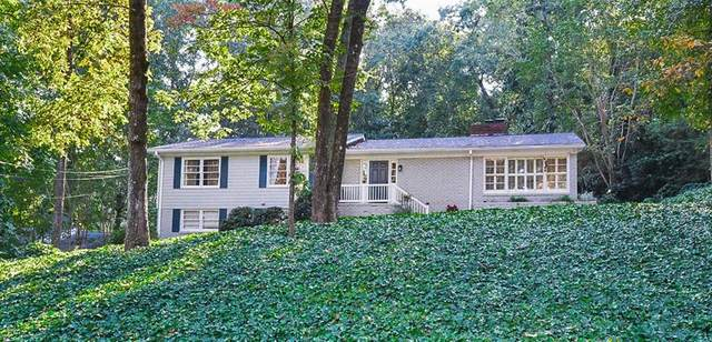 735 E Northway Lane, Atlanta, GA 30342 (MLS #6795699) :: The Zac Team @ RE/MAX Metro Atlanta