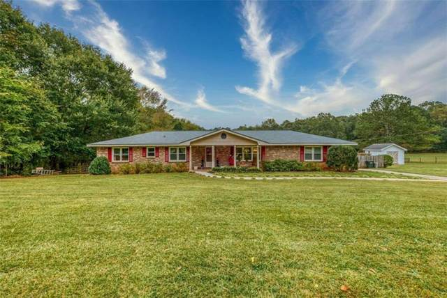 121 Browning Shoals Road, Social Circle, GA 30025 (MLS #6795700) :: Scott Fine Homes at Keller Williams First Atlanta