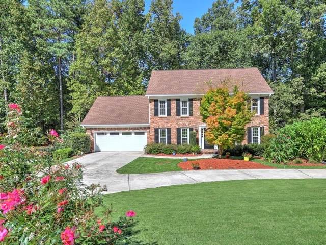 5435 Tally Green Drive, Marietta, GA 30068 (MLS #6795737) :: North Atlanta Home Team