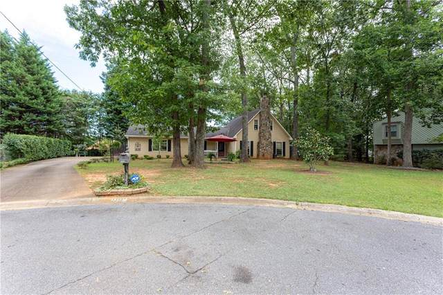 3350 Lynhurst Drive, Marietta, GA 30062 (MLS #6795779) :: Keller Williams Realty Cityside