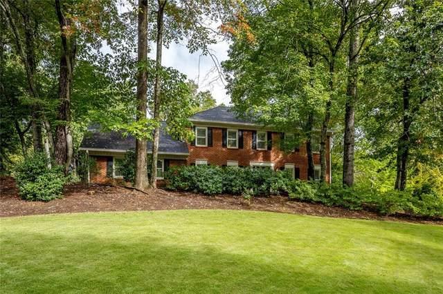4857 Hampton Lake Drive, Marietta, GA 30068 (MLS #6795801) :: North Atlanta Home Team