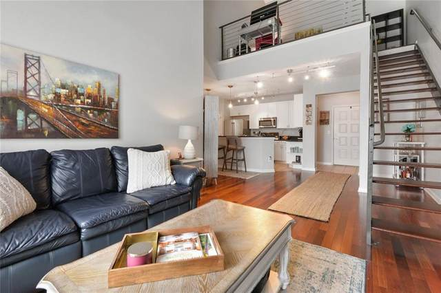 400 17th Street NW #1410, Atlanta, GA 30363 (MLS #6795818) :: Good Living Real Estate