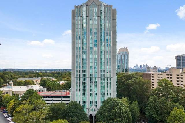 2870 Pharr Court South NW #410, Atlanta, GA 30305 (MLS #6795843) :: The Zac Team @ RE/MAX Metro Atlanta