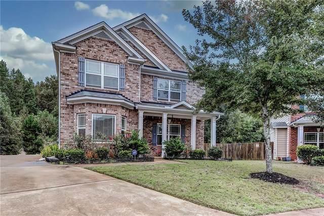 35 Matador Way, Newnan, GA 30263 (MLS #6795845) :: Tonda Booker Real Estate Sales