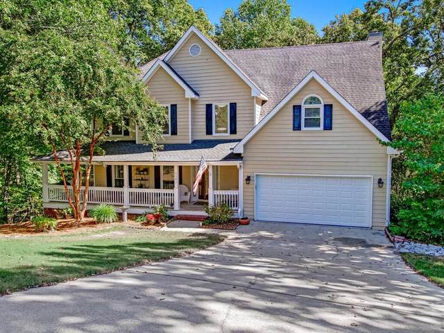 2381 Black Bear Court, Buford, GA 30519 (MLS #6795854) :: Tonda Booker Real Estate Sales