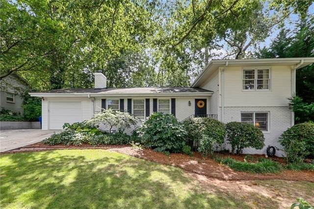 2535 Sharondale Drive NE, Atlanta, GA 30305 (MLS #6795860) :: KELLY+CO