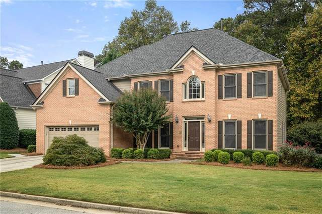 4225 Millside Walk SE, Smyrna, GA 30080 (MLS #6795888) :: North Atlanta Home Team