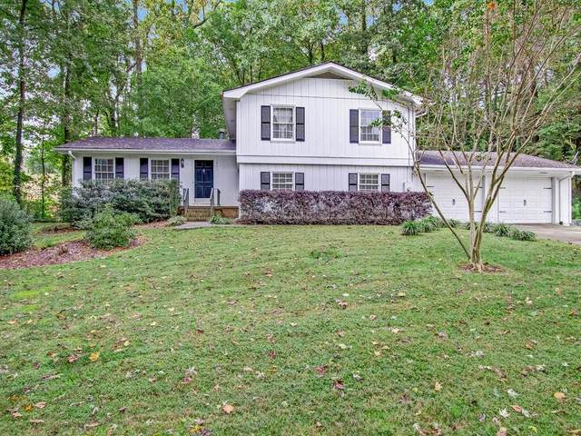 1149 Timberland Drive SW, Lilburn, GA 30047 (MLS #6795892) :: Tonda Booker Real Estate Sales