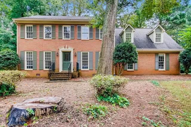 4064 Rivermeade Drive SW, Lilburn, GA 30047 (MLS #6795929) :: Tonda Booker Real Estate Sales