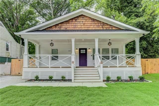 1121 Oakland Drive SW, Atlanta, GA 30310 (MLS #6795944) :: Tonda Booker Real Estate Sales