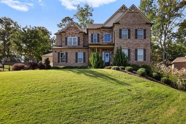 2471 Brewer Way NE, Marietta, GA 30066 (MLS #6795956) :: Vicki Dyer Real Estate