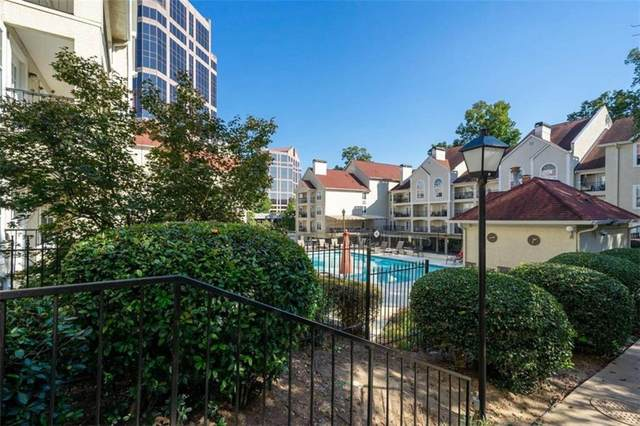 3655 NE Habersham Road NE #124, Atlanta, GA 30305 (MLS #6795957) :: Keller Williams Realty Cityside