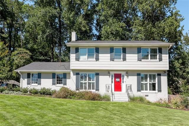 508 Stewart Avenue NW, Marietta, GA 30064 (MLS #6795962) :: Tonda Booker Real Estate Sales