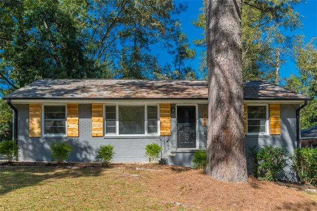 1148 S Parkwood Drive, Forest Park, GA 30297 (MLS #6796008) :: North Atlanta Home Team