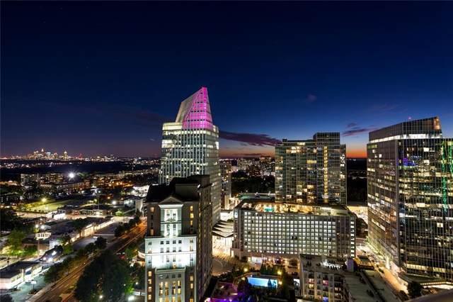 3324 Peachtree Road NE #2816, Atlanta, GA 30326 (MLS #6796057) :: AlpharettaZen Expert Home Advisors