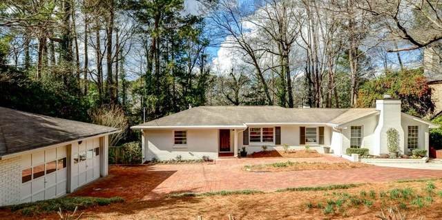 4142 Haverhill Drive, Atlanta, GA 30342 (MLS #6796064) :: Compass Georgia LLC