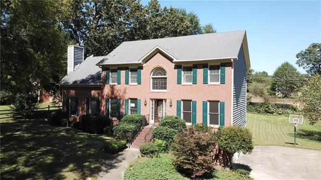 4837 Line Tree Court, Powder Springs, GA 30127 (MLS #6796087) :: North Atlanta Home Team