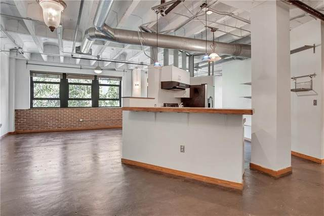 878 Peachtree Street NE #306, Atlanta, GA 30309 (MLS #6796095) :: North Atlanta Home Team