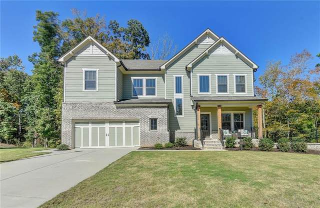 550 Dawson Pointe Parkway, Dawsonville, GA 30534 (MLS #6796099) :: North Atlanta Home Team