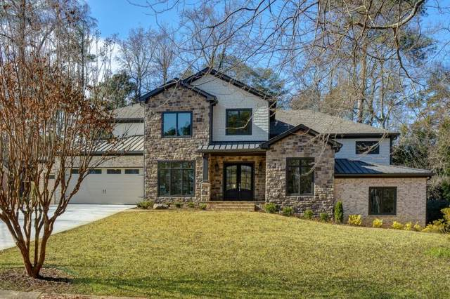6690 Wright Road, Sandy Springs, GA 30328 (MLS #6796112) :: North Atlanta Home Team