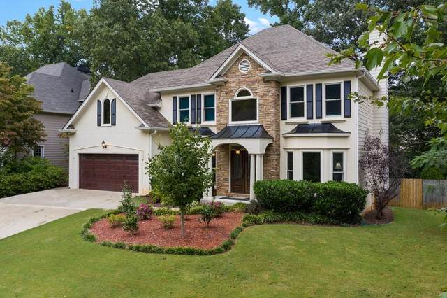 3712 Upland Drive, Marietta, GA 30066 (MLS #6796122) :: Tonda Booker Real Estate Sales