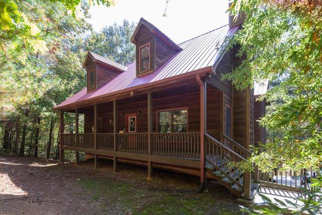 4592 Clear Creek Road, Ellijay, GA 30536 (MLS #6796142) :: North Atlanta Home Team