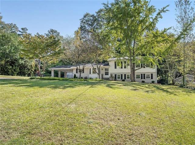 1553 Riderwood Court, Decatur, GA 30033 (MLS #6796214) :: North Atlanta Home Team