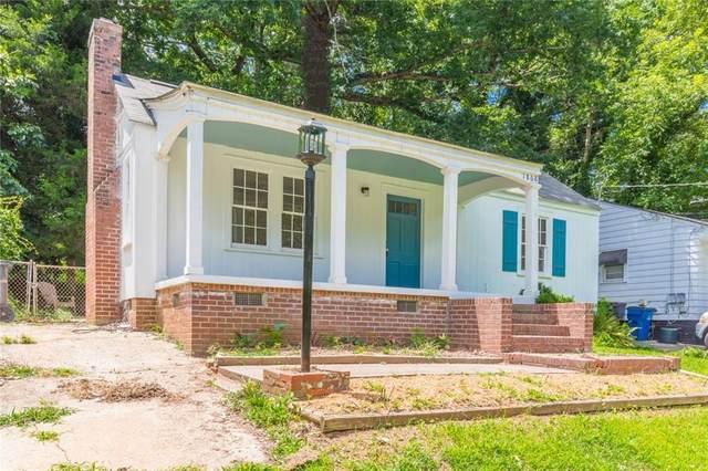 1868 Center Avenue, East Point, GA 30344 (MLS #6796218) :: MyKB Homes