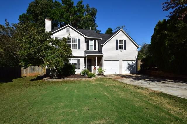2276 Dresden Green NW, Kennesaw, GA 30144 (MLS #6796228) :: Tonda Booker Real Estate Sales