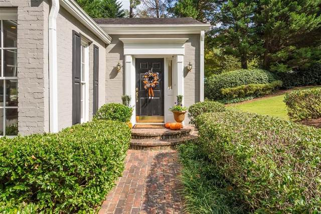 376 Allison Drive NE, Atlanta, GA 30342 (MLS #6796230) :: Good Living Real Estate