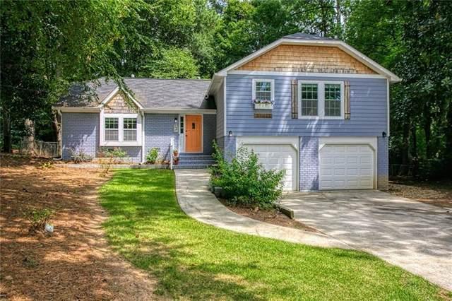 4751 Tilly Mill Road, Dunwoody, GA 30360 (MLS #6796237) :: North Atlanta Home Team