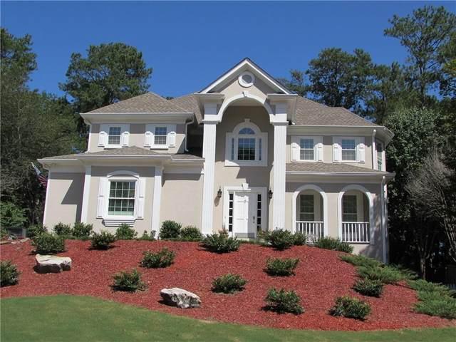 1785 Laurel Creek Drive, Lawrenceville, GA 30043 (MLS #6796260) :: North Atlanta Home Team