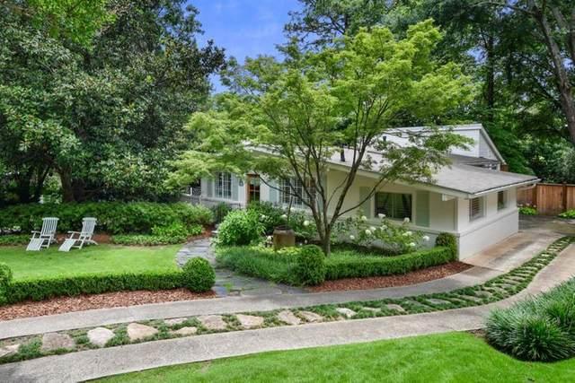315 Springdale Drive NE, Atlanta, GA 30305 (MLS #6796262) :: RE/MAX Paramount Properties