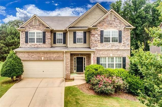 204 Ashburn Court, Canton, GA 30115 (MLS #6796263) :: Tonda Booker Real Estate Sales