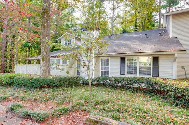 6802 Glenridge Drive D, Sandy Springs, GA 30328 (MLS #6796275) :: Path & Post Real Estate