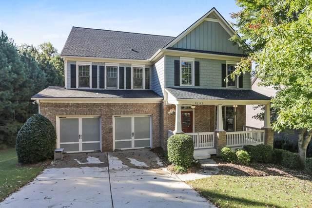 9145 Loxford Street, Lithia Springs, GA 30122 (MLS #6796308) :: Tonda Booker Real Estate Sales