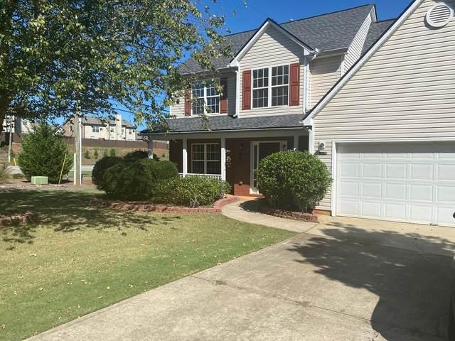 3595 Lynley Mill Drive, Dacula, GA 30019 (MLS #6796320) :: The Cowan Connection Team