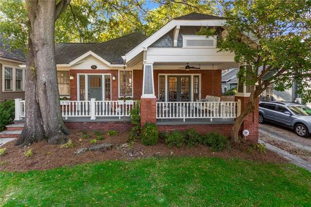 426 Sterling Street NE, Atlanta, GA 30307 (MLS #6796326) :: North Atlanta Home Team