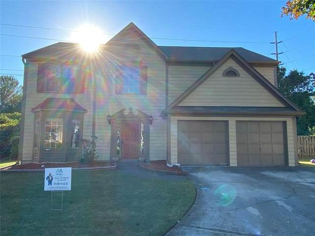 915 Laurel Cove Drive, Snellville, GA 30078 (MLS #6796348) :: Rock River Realty