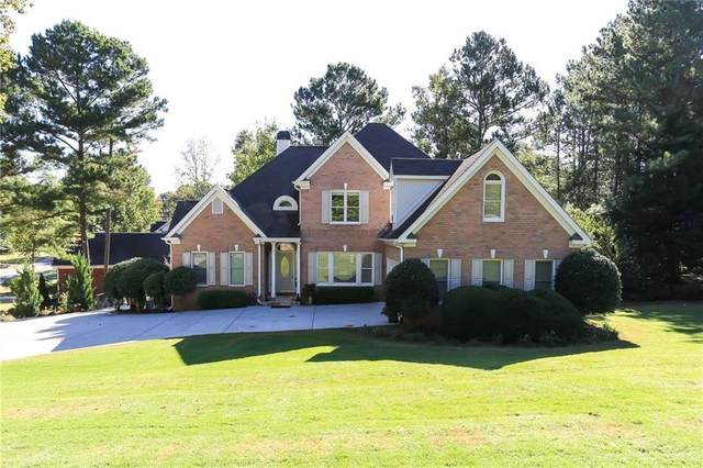 4670 Hamptons Drive, Alpharetta, GA 30004 (MLS #6796352) :: North Atlanta Home Team