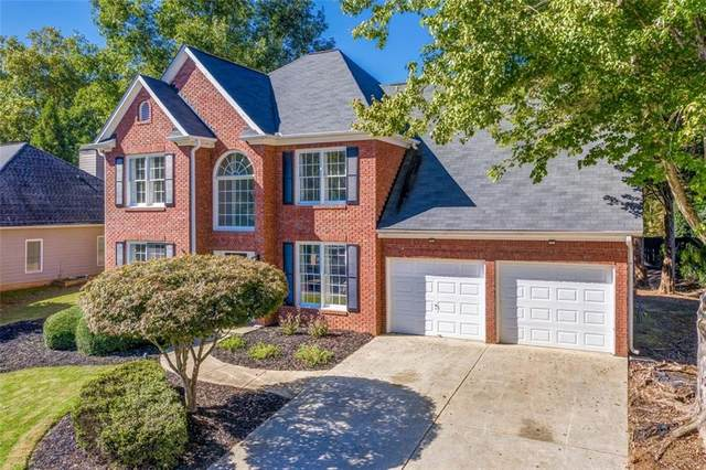 321 Woodbrook Crest, Canton, GA 30114 (MLS #6796355) :: Tonda Booker Real Estate Sales