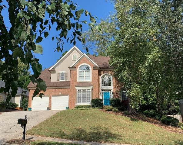 4528 Madison Ridge Place NW, Marietta, GA 30064 (MLS #6796372) :: North Atlanta Home Team