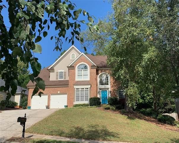 4528 Madison Ridge Place NW, Marietta, GA 30064 (MLS #6796372) :: The Cowan Connection Team
