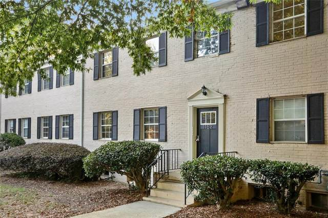 1182 Church Street #1, Decatur, GA 30030 (MLS #6796379) :: Oliver & Associates Realty