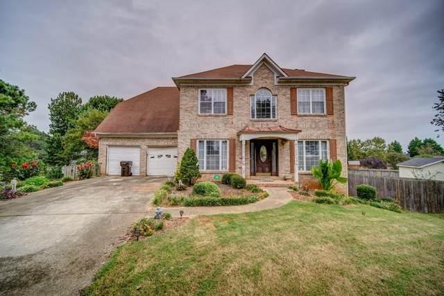 702 Claven Court, Mcdonough, GA 30253 (MLS #6796380) :: North Atlanta Home Team