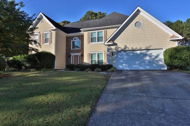1140 Grace Hadaway Lane, Lawrenceville, GA 30043 (MLS #6796382) :: Tonda Booker Real Estate Sales