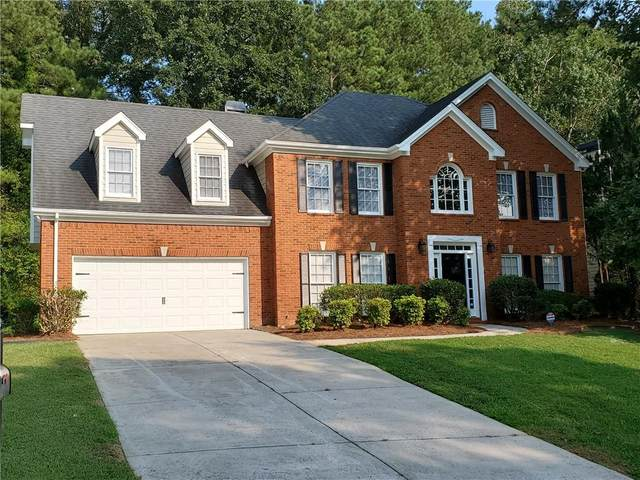 612 Mountain Oaks Parkway, Stone Mountain, GA 30087 (MLS #6796386) :: North Atlanta Home Team