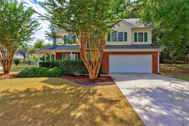 248 Ponte Vedra Drive, Fayetteville, GA 30215 (MLS #6796387) :: Tonda Booker Real Estate Sales